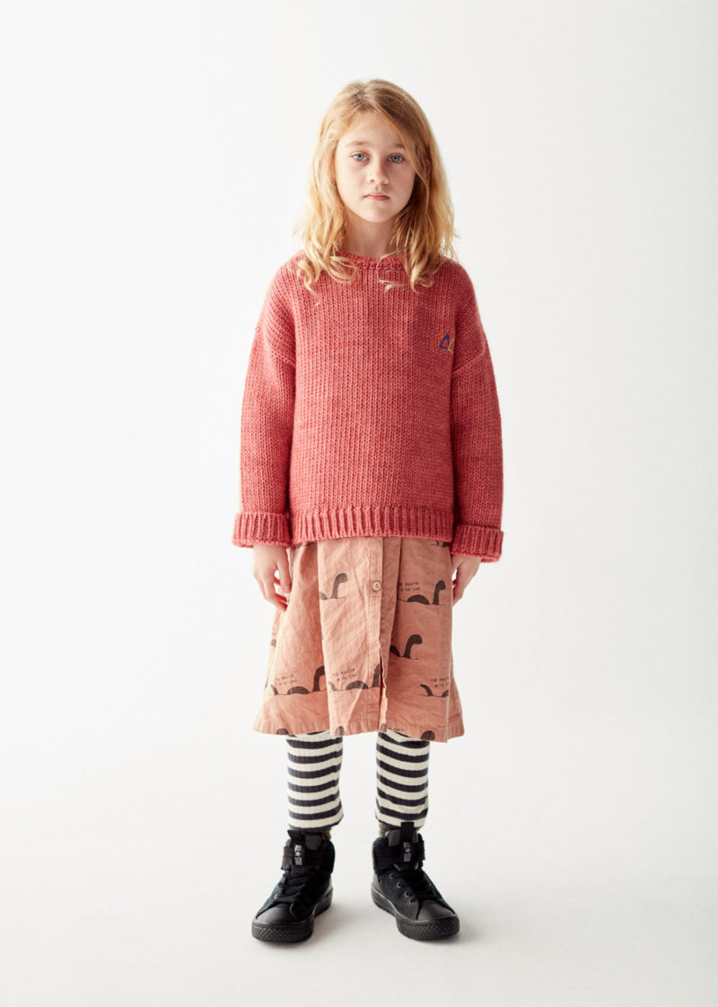 Knited-sweater-kid