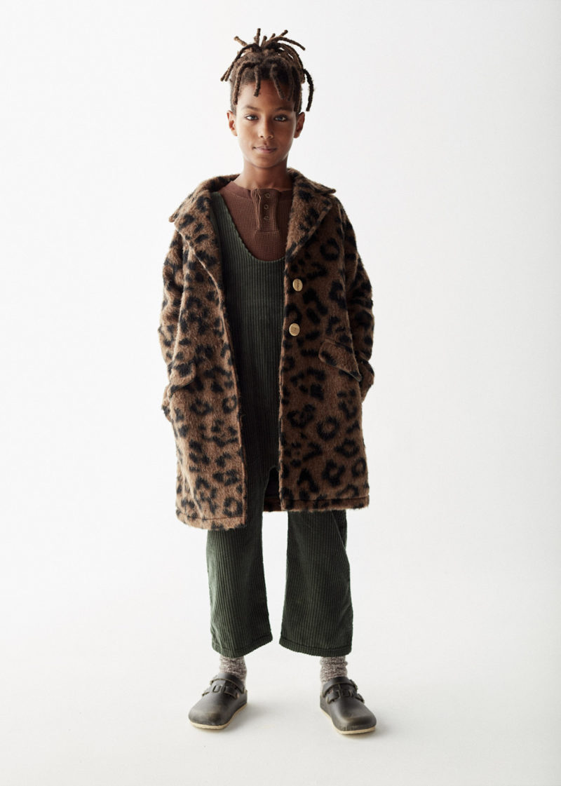 Leopard-Coat-kid-front-II