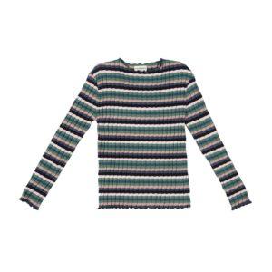 Striped-rib-tshirt-front