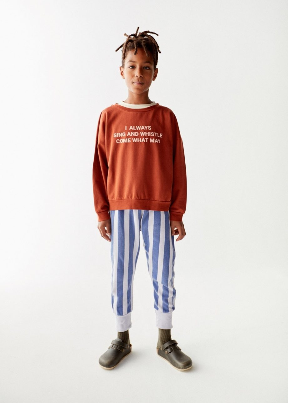 Striped-trousers-kid
