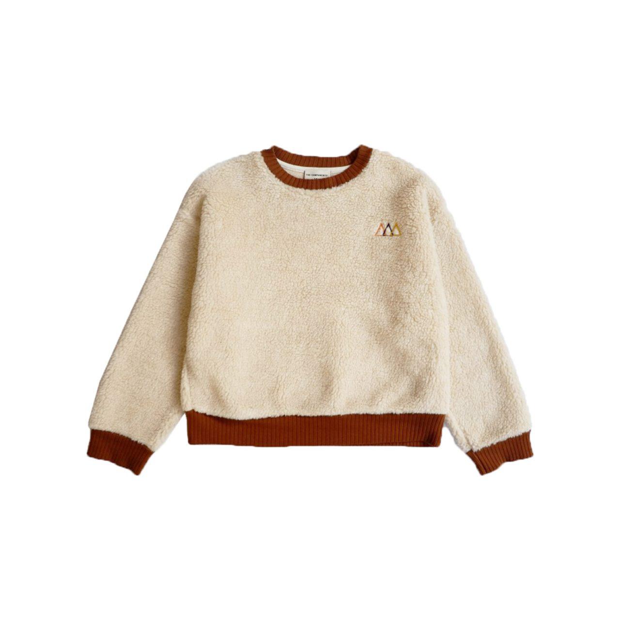 Teddy-Sweatshirt
