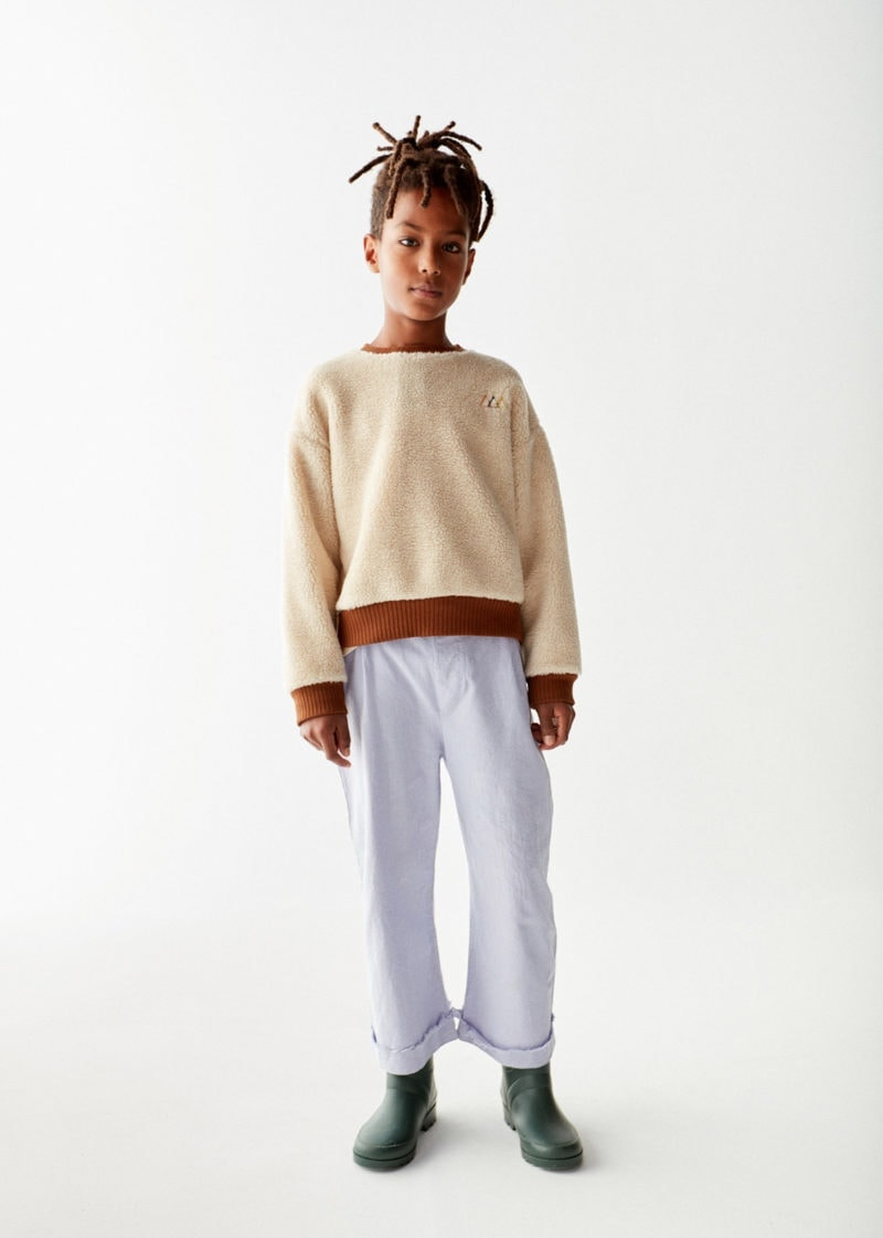 Teddy-sweatshirt-kid-II