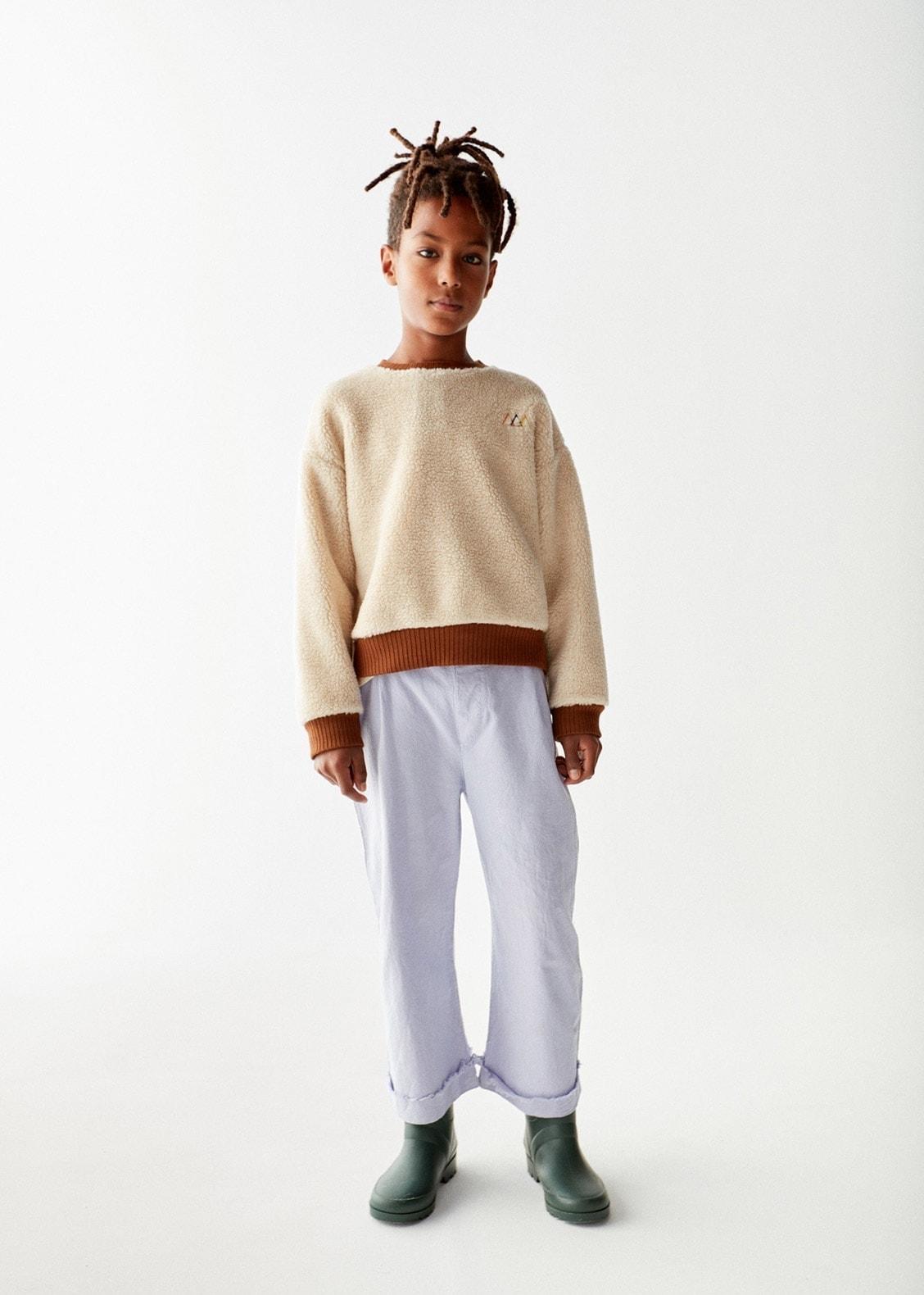 Teddy-sweatshirt-kid-II