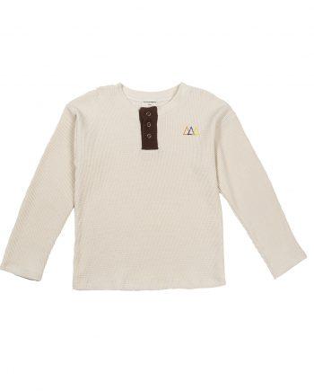 White-waffle-tshirt-front