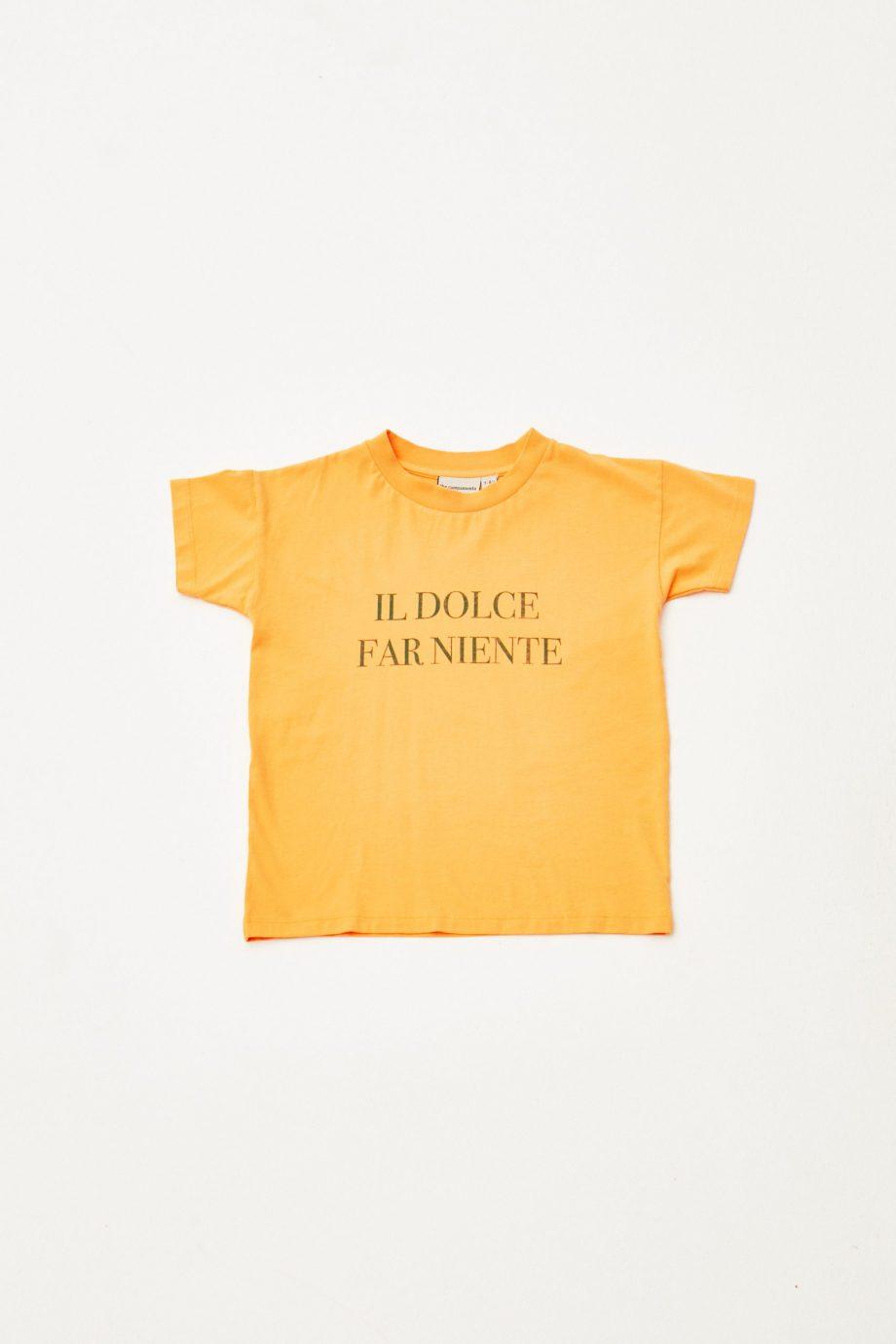 Il Dolce Far Niente Tshirt