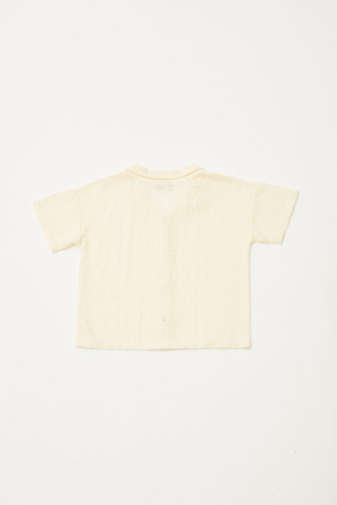 Lace Shirt back