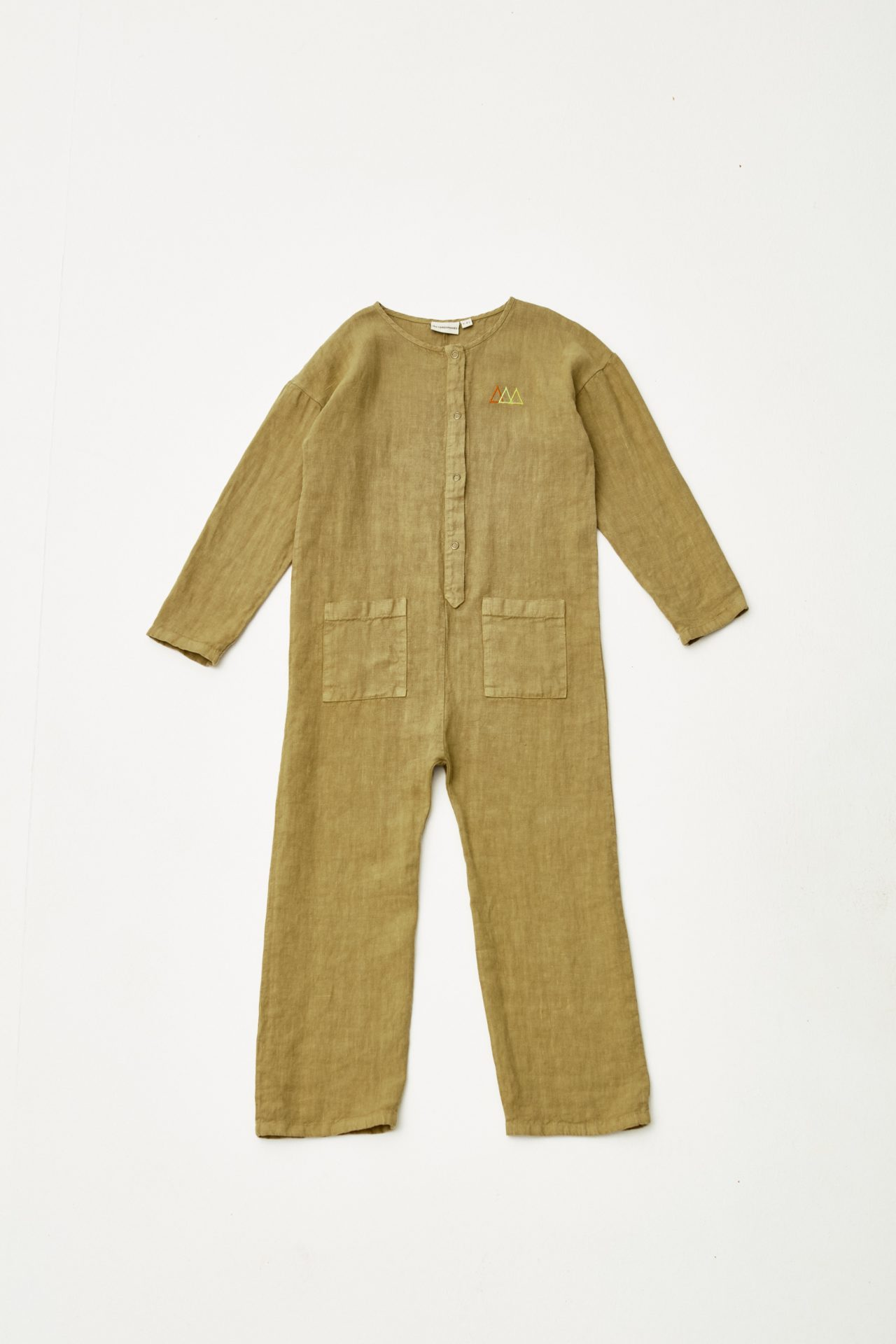 Linen Worker Overall