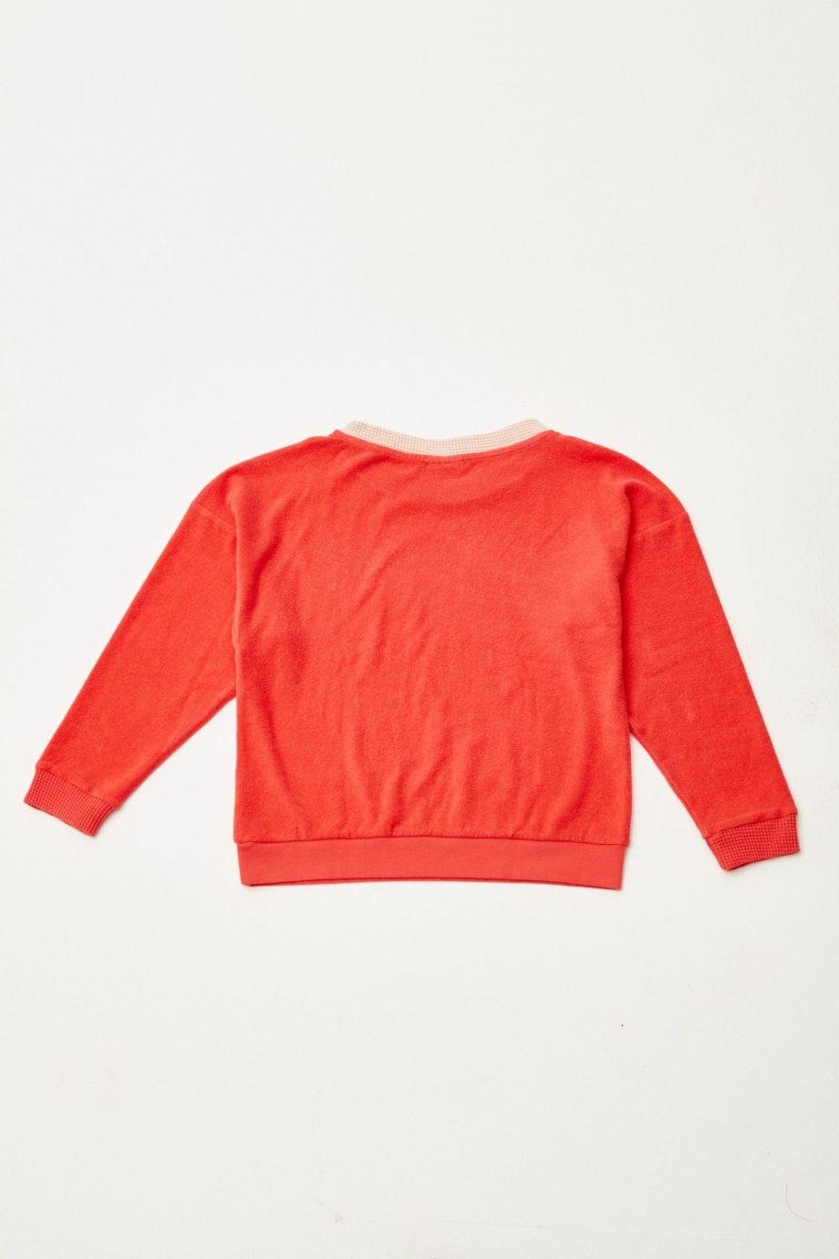 Campagna Sweatshirt back