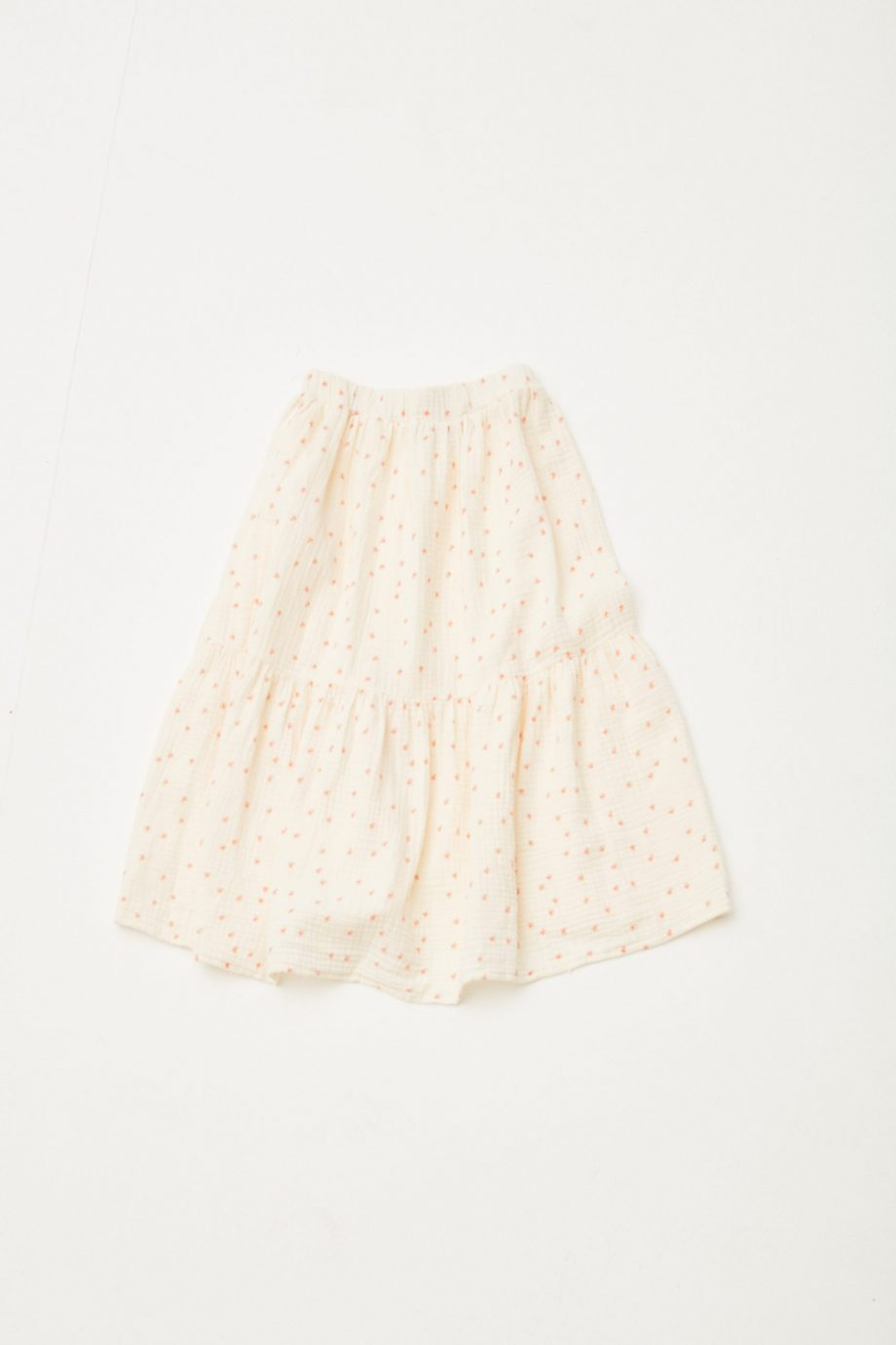 Flowers Skirts back