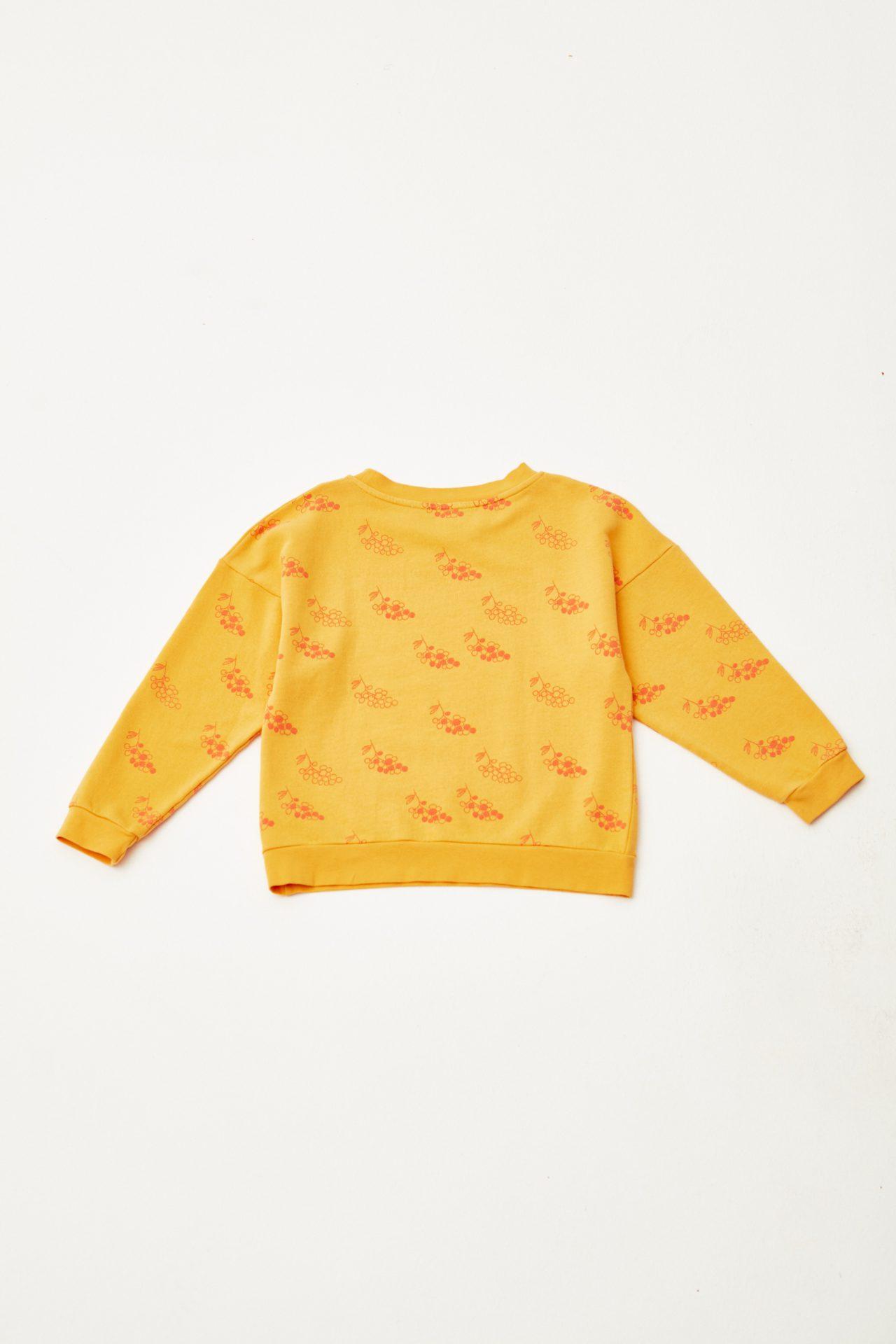 Grapes Sweatshirt back