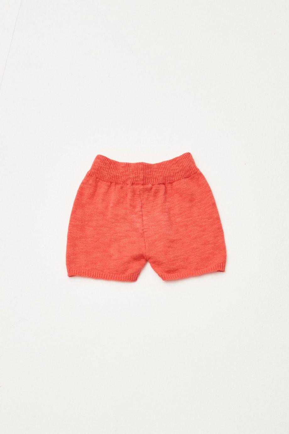 Knitted Short back