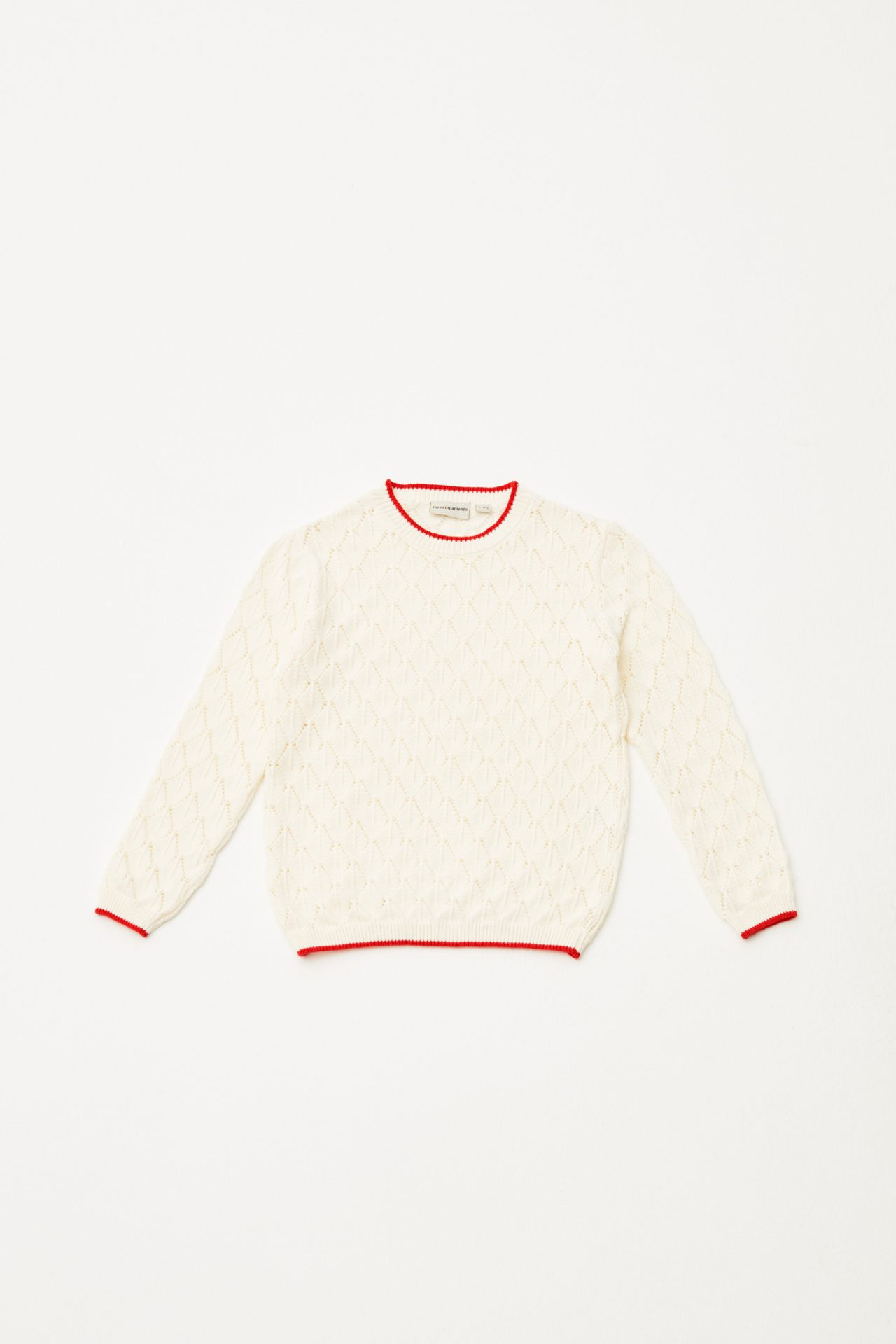 Open Knitted Jumper
