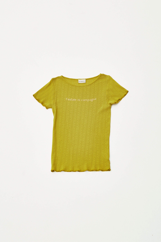 Campagna Tshirt Look