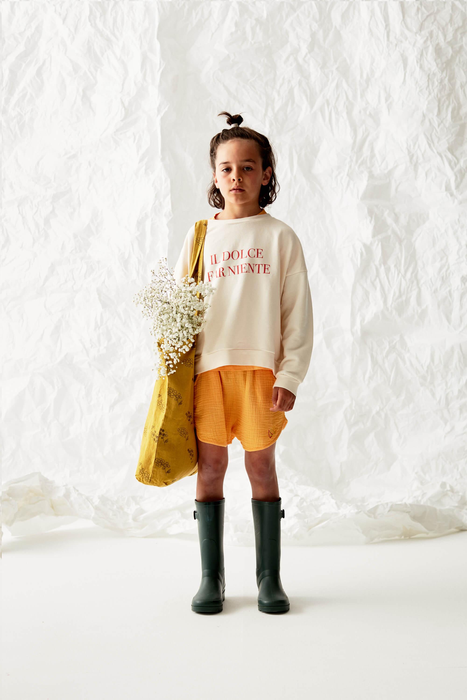 Il Dolce Far Niente Sweatshirt Look