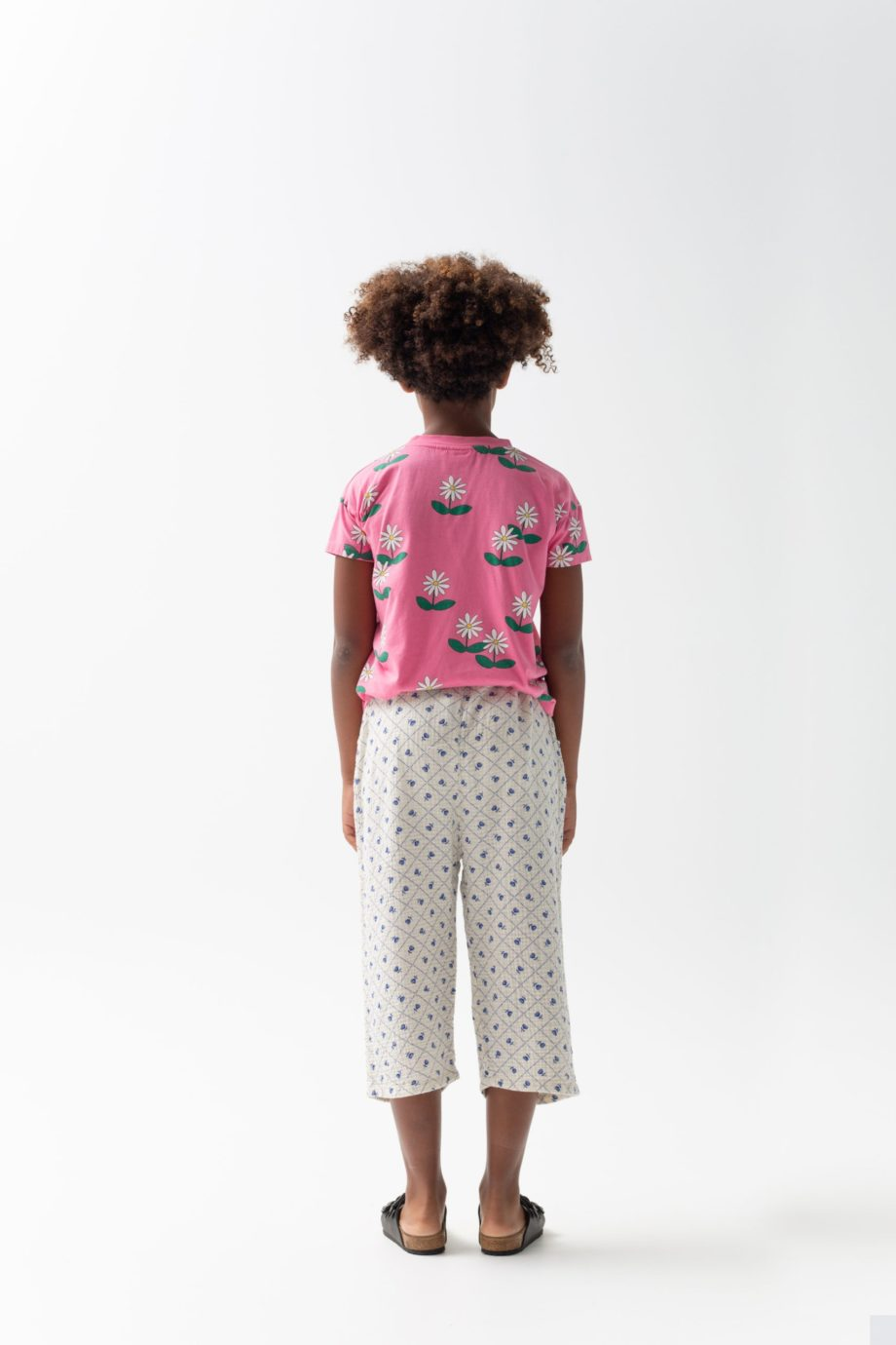 TheCampamento TC-SS21-Flowers Tshirt Look Back