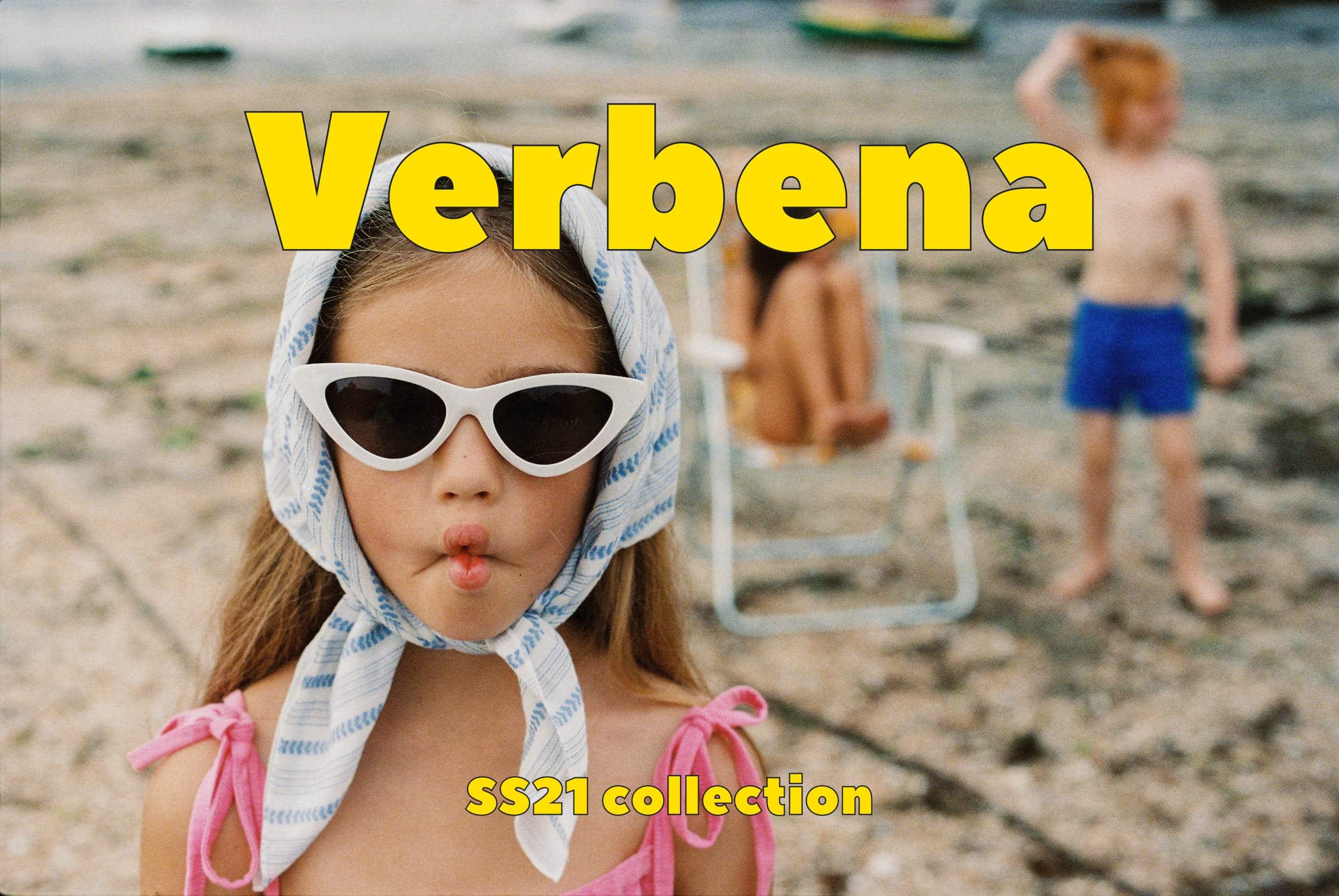 The Campamento. Verbena - SS21 Collection