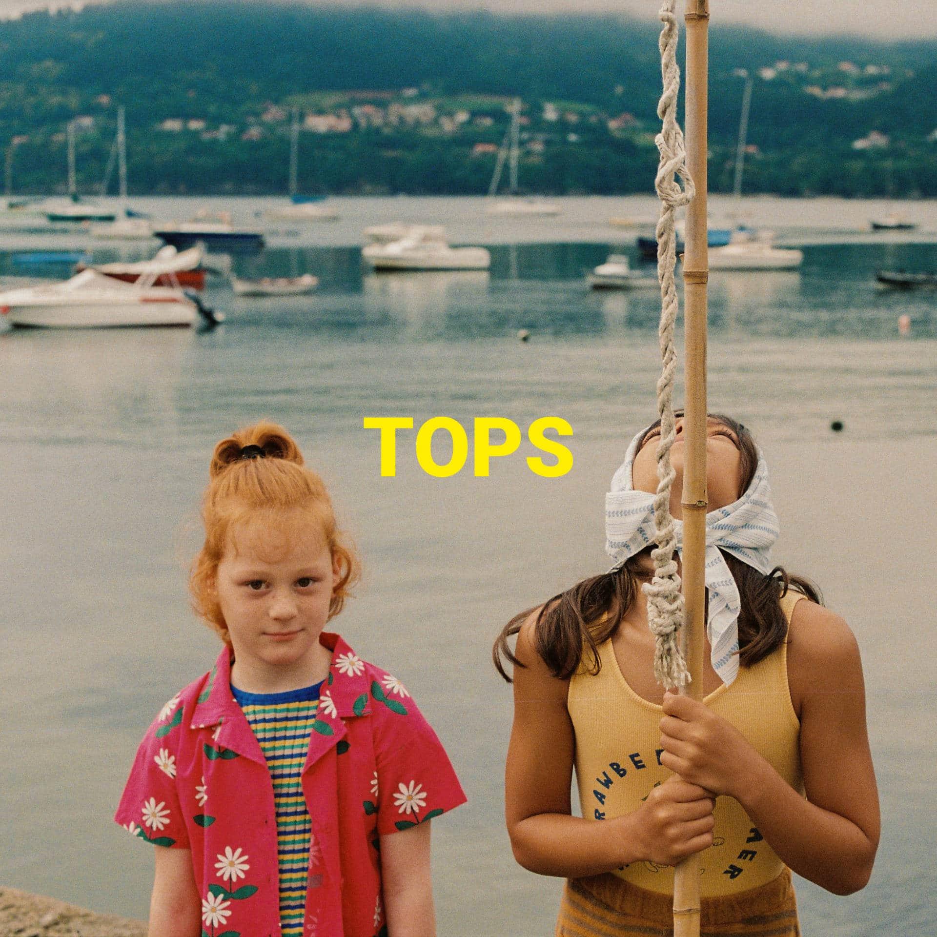 The Campamento - Verbena - Tops