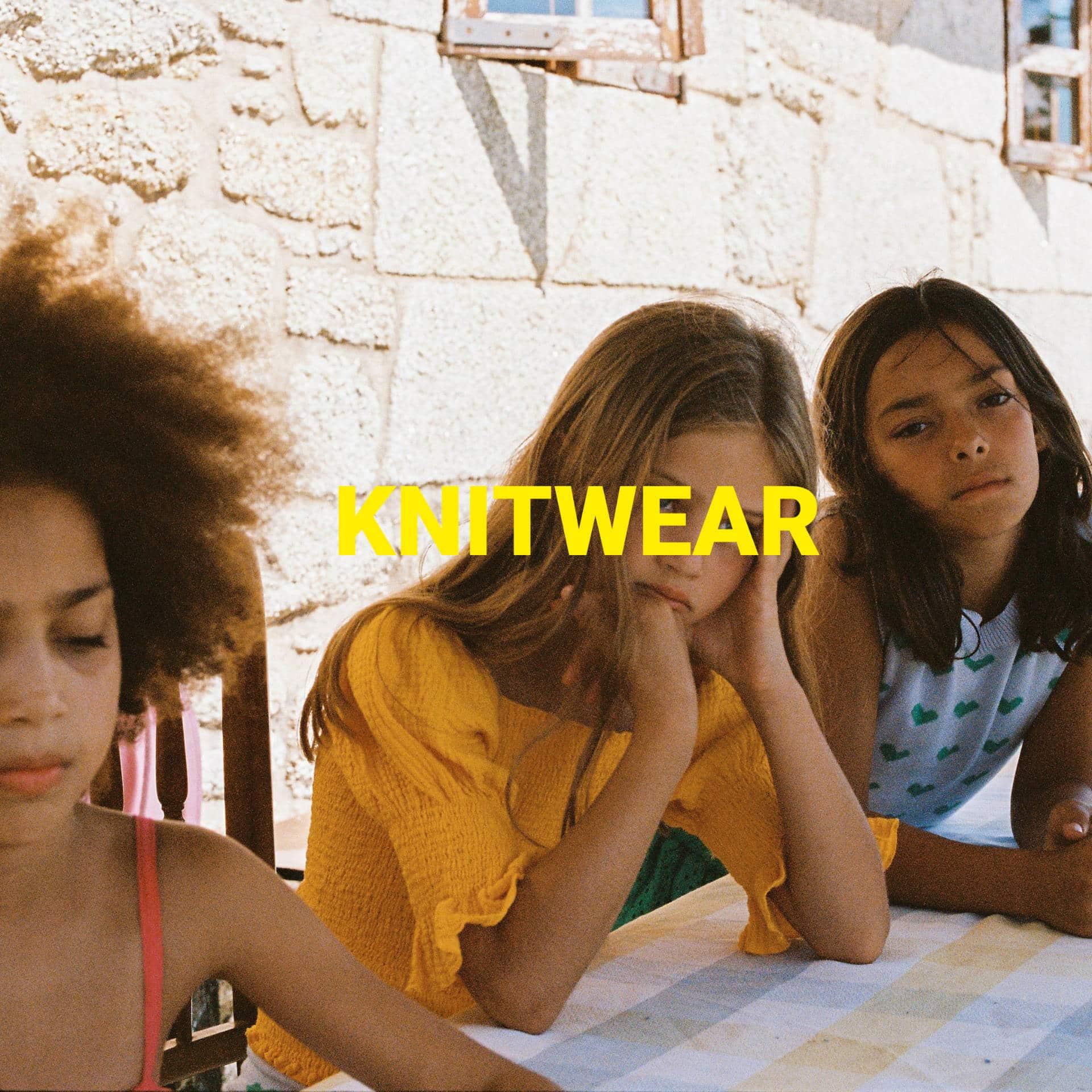 The Campamento - Verbena - Knitwear